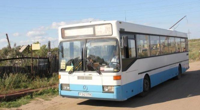 График движения автобусов на дачи