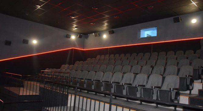 Новый кинозал ждет зрителей