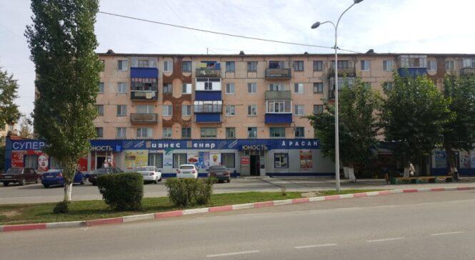 Про ремонт фасадов и объекты торговли